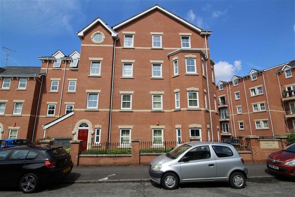 2 Bedrooms Flat for sale in Chorlton View, Whitelow Road, Chorlton