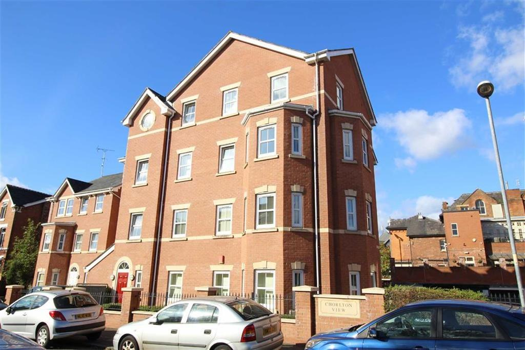 2 Bedrooms Flat for sale in Chorlton View, Whitelow Road, Chorlton