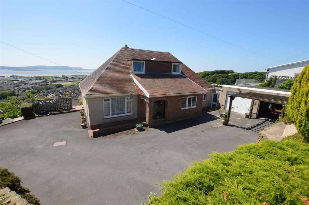 4 Bedrooms Detached Bungalow for sale in Graig, Burry Port