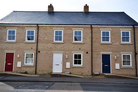 2 bedroom terraced house to rent - Hall Street, Soham
