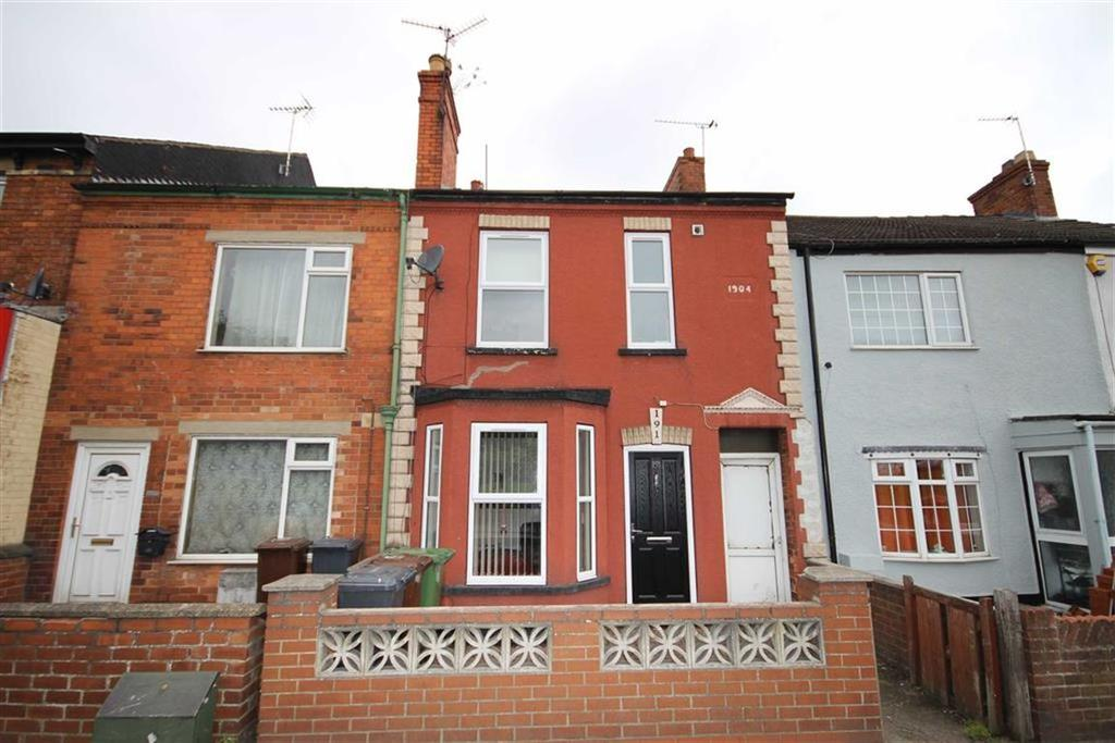3 Bedrooms Terraced House for sale in Newark Road, Lincoln, Lincolnshire