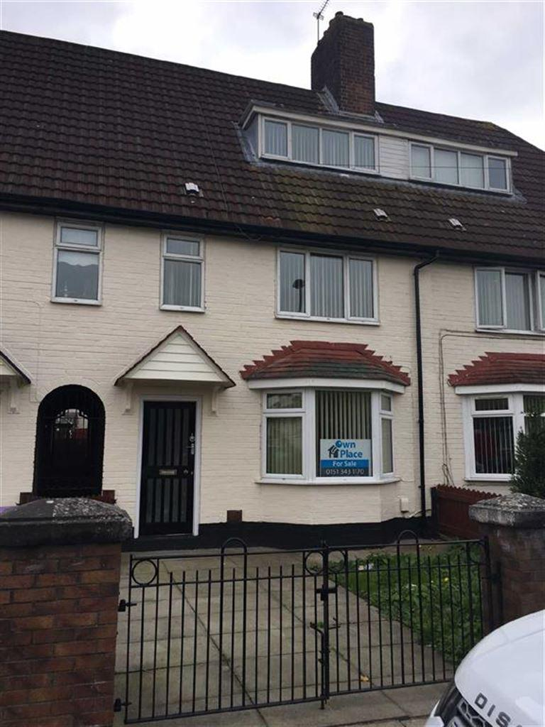 4 Bedrooms Terraced House for sale in Gainford Road, Liverpool