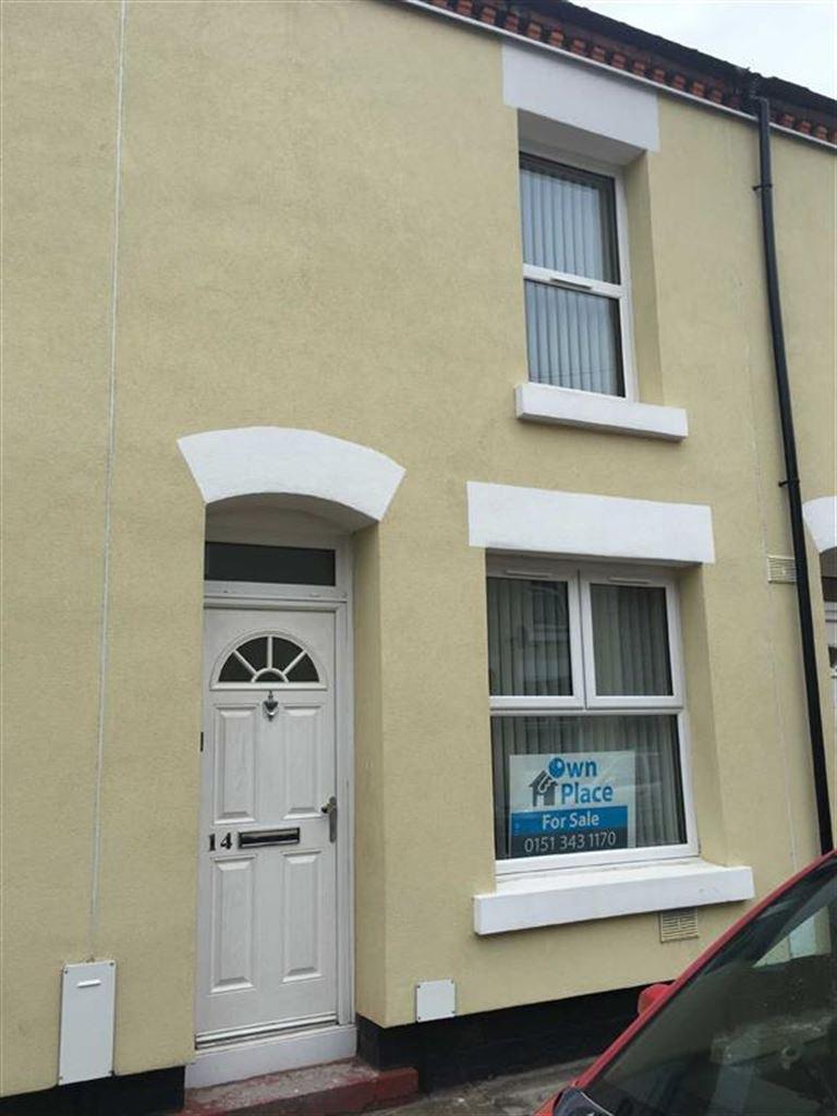 2 Bedrooms Terraced House for sale in Grange Street, Liverpool, Merseyside