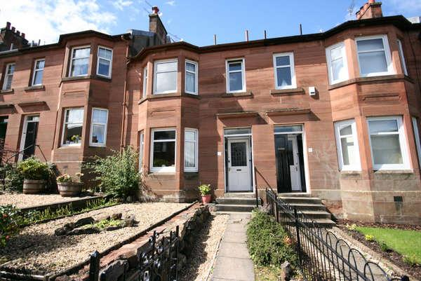 2 Bedrooms Terraced House for sale in 14 Woodlinn Avenue, Cathcart, Glasgow, G44 5TX