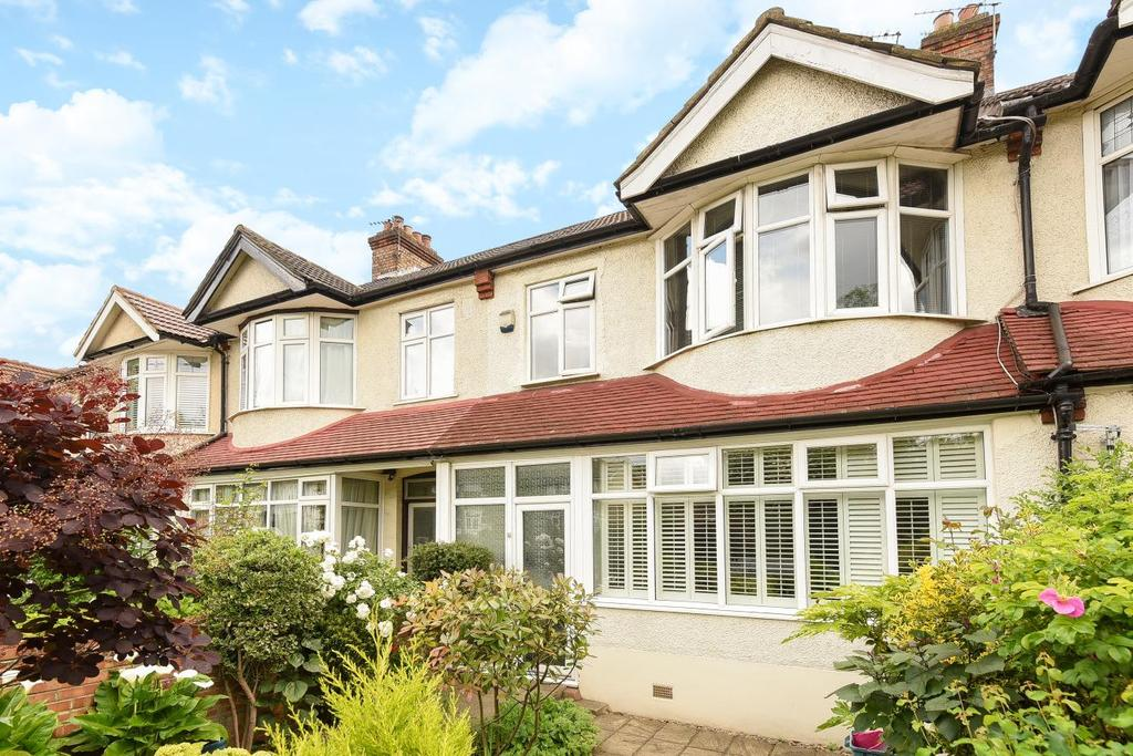 4 Bedrooms Terraced House for sale in Whitehorse Lane, South Norwood