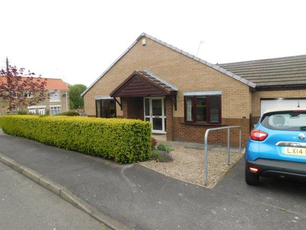 2 Bedrooms Detached Bungalow for sale in GARTH MEADOWS, HIGH ETHERLEY, BISHOP AUCKLAND