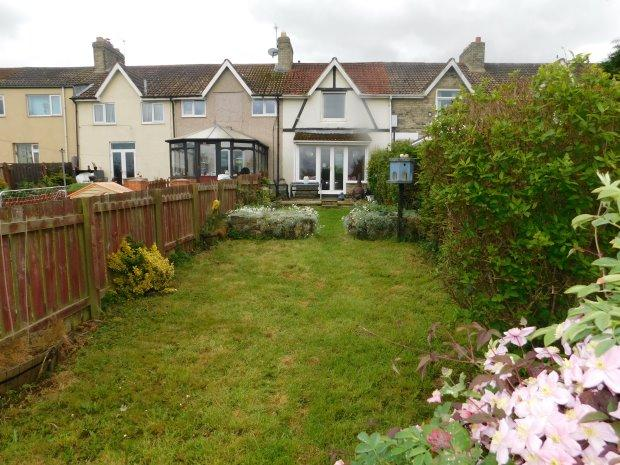 2 Bedrooms Terraced House for sale in BUSTY TERRACE, SHILDON, BISHOP AUCKLAND