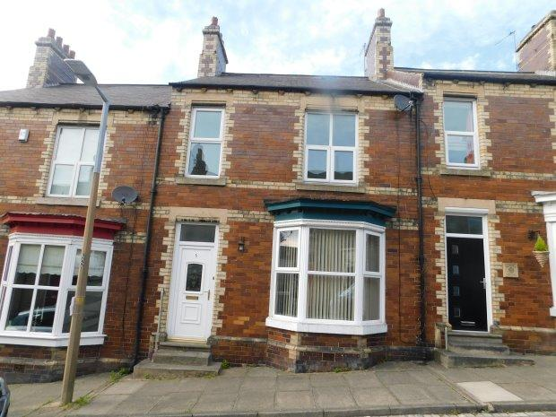 3 Bedrooms Terraced House for sale in LADYSMITH STREET, BISHOP AUCKLAND, BISHOP AUCKLAND