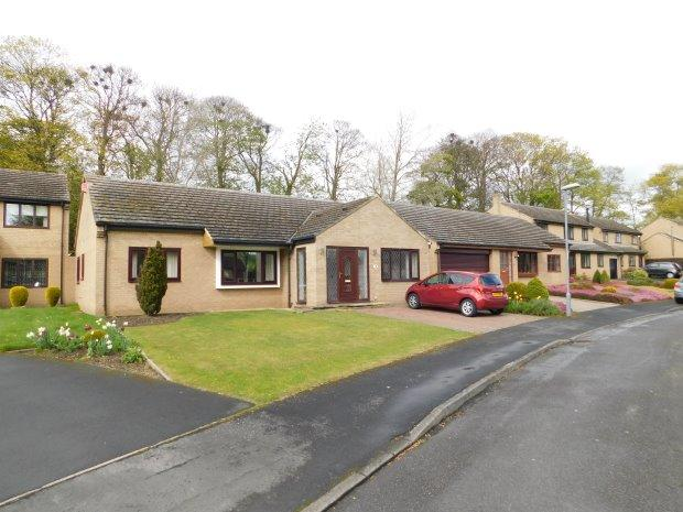 4 Bedrooms Detached Bungalow for sale in LEA GREEN, WOLSINGHAM, BISHOP AUCKLAND