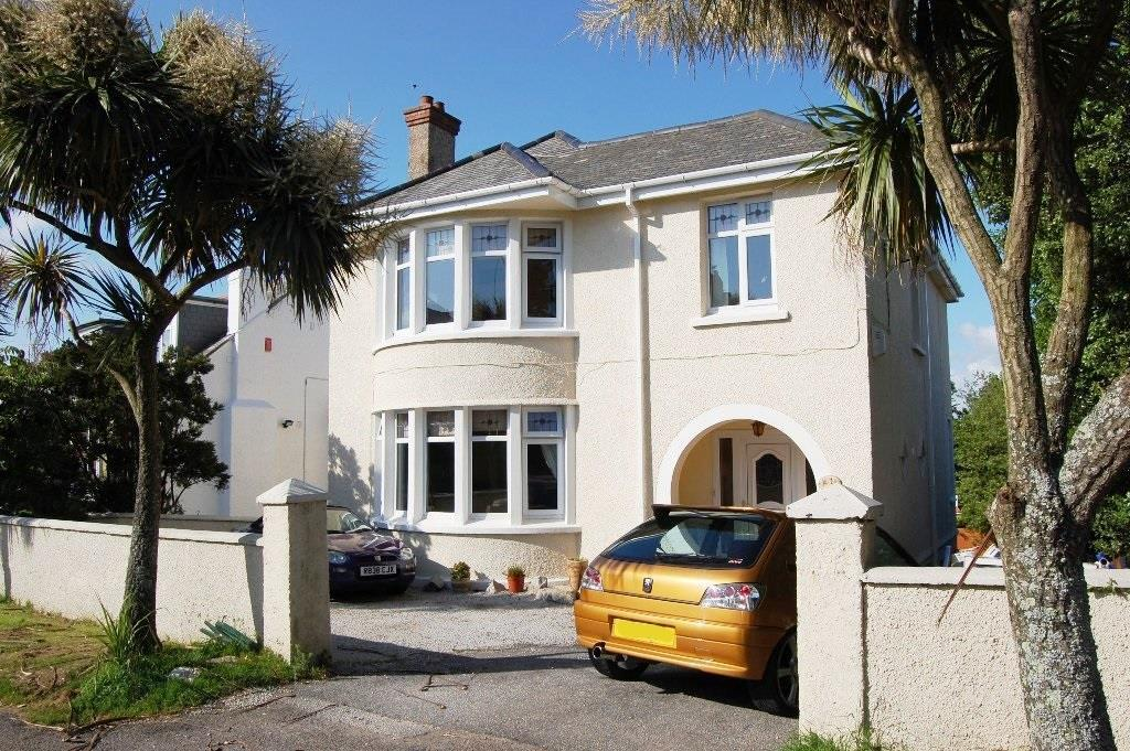 4 Bedrooms Detached House for sale in Dracaena Avenue, Falmouth