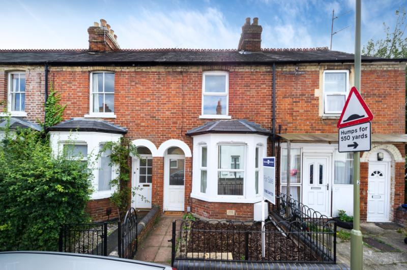 2 Bedrooms Terraced House for sale in Sidney Street, Oxford, Oxfordshire