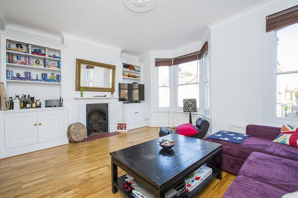 2 Bedrooms Flat for sale in Dawes Road, SW6