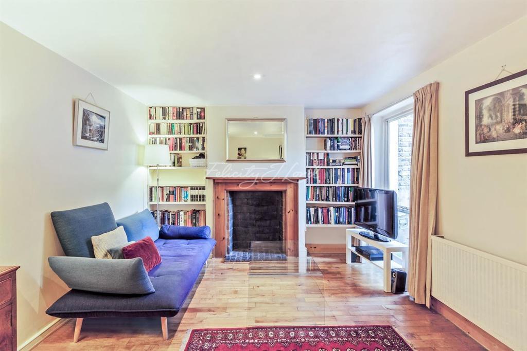 1 Bedroom Flat for sale in Green Lanes, N16