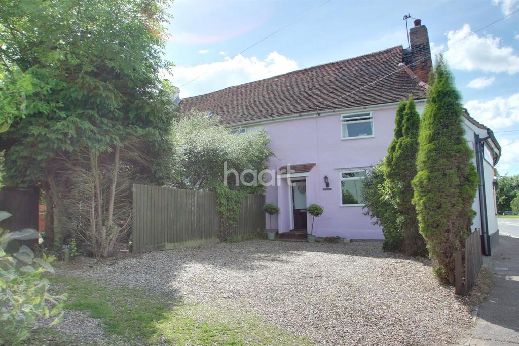 1 Bedroom Cottage House for sale in Colchester Road, Ardleigh, Essex