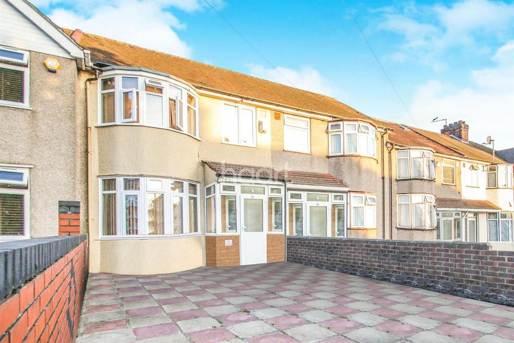 4 Bedrooms Terraced House for sale in Southall