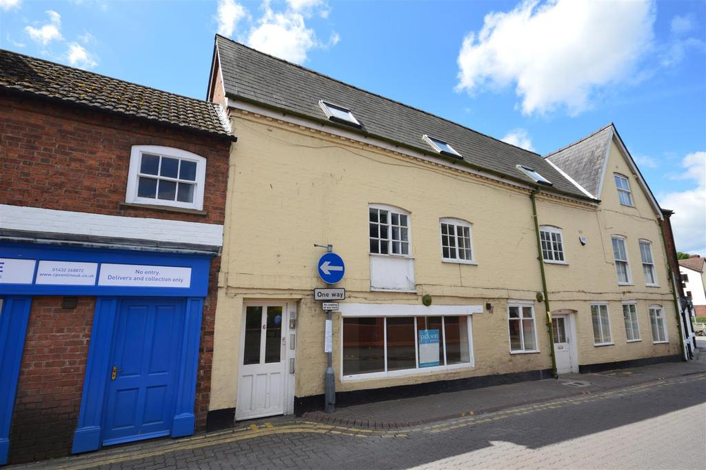 2 Bedrooms Flat for sale in Bewell Street, Hereford