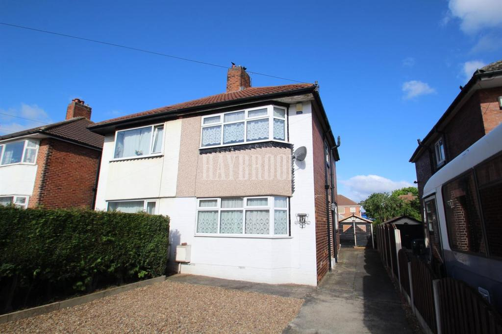 3 Bedrooms Semi Detached House for sale in Brinsworth Hall Avenue, Brinsworth