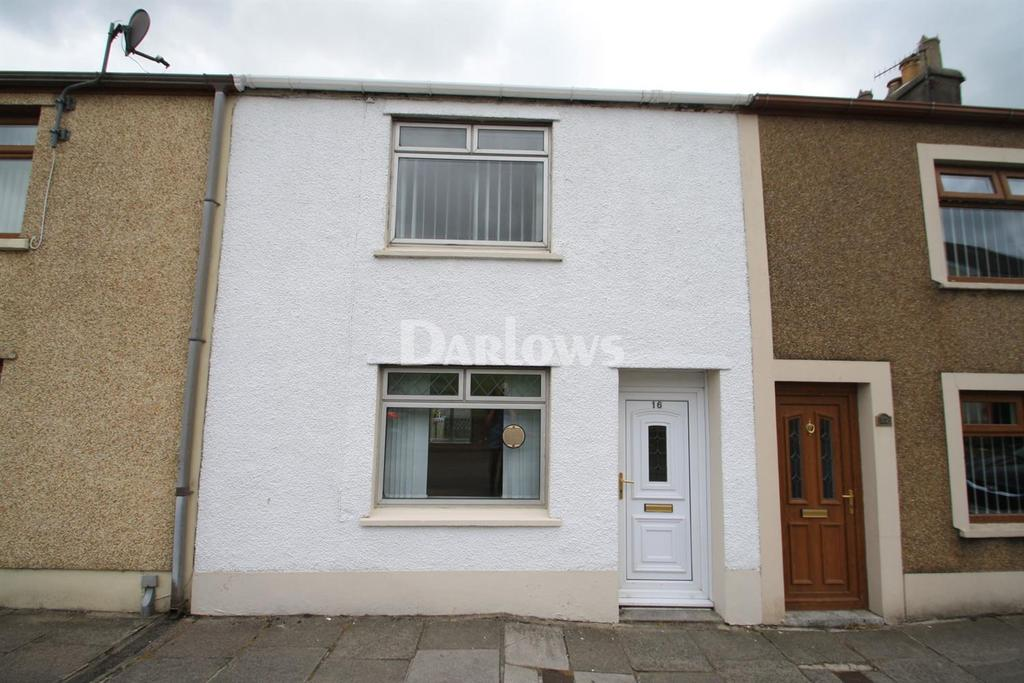 2 Bedrooms Terraced House for sale in Lower Bailey Street , Brynmawr, Gwent