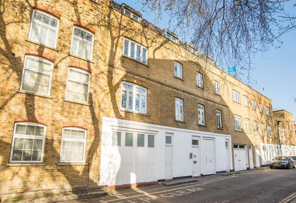 1 Bedroom Flat for sale in City Lights Court, Bowden Street, SE11