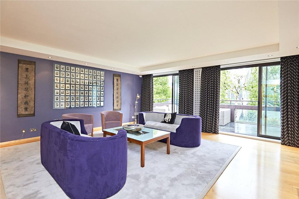 4 Bedrooms Flat for sale in Crown Reach, 145 Grosvenor Road, Pimlico, London, SW1V