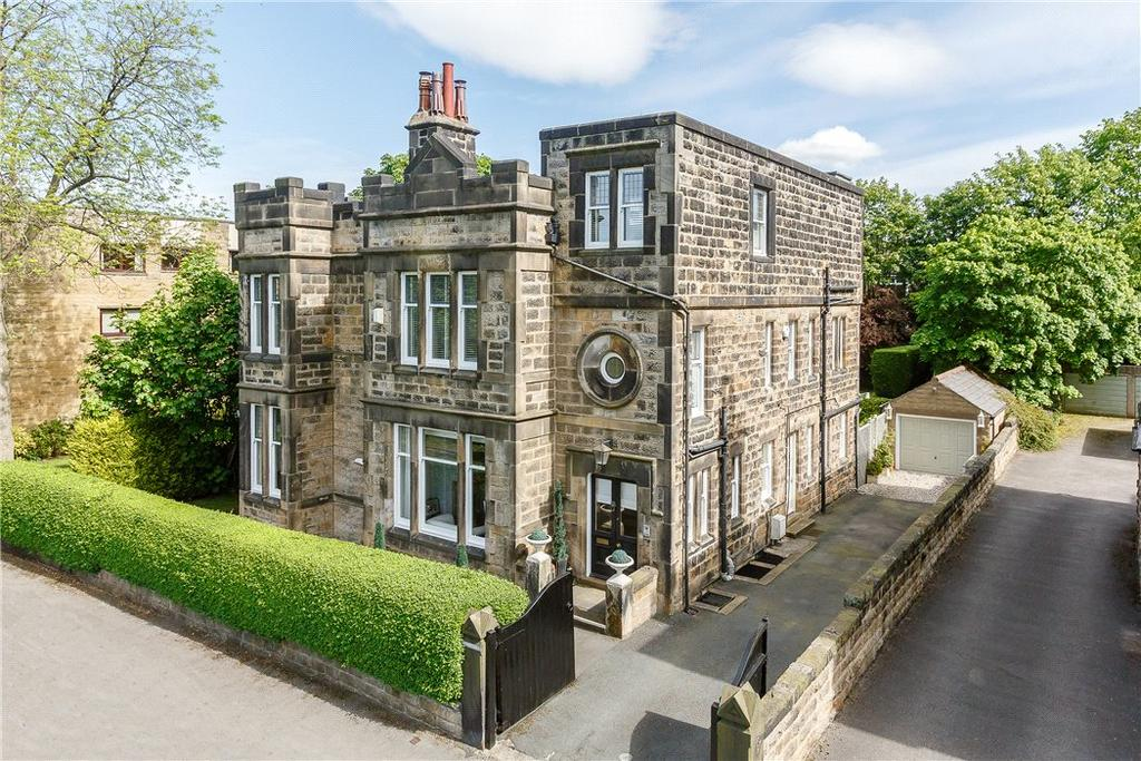 5 Bedrooms Detached House for sale in Stray Road, Harrogate, North Yorkshire, HG2