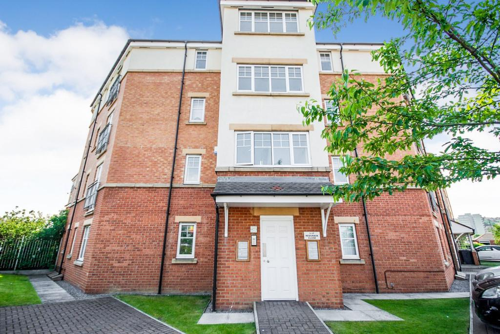 2 Bedrooms Flat for sale in Redgrave Close, St James Village