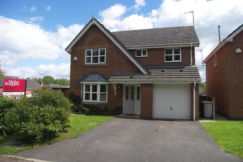 4 bedroom detached house to rent - Whitfield Drive, Macclesfield