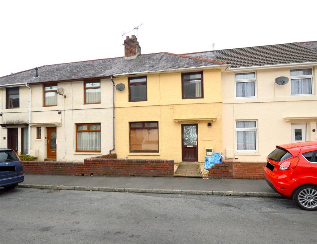 3 Bedrooms Terraced House for sale in Victoria Road, Ponthenry, Llanelli