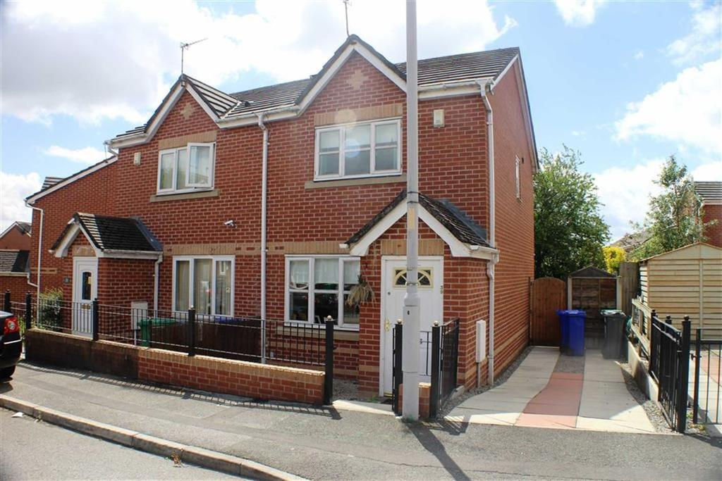 2 Bedrooms Semi Detached House for sale in Venture Scout Way, Cheetwood, Manchester