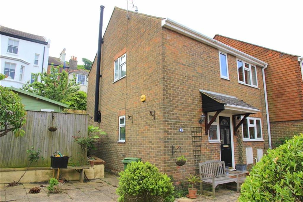 3 Bedrooms End Of Terrace House for sale in Ebenezer Road, Hastings