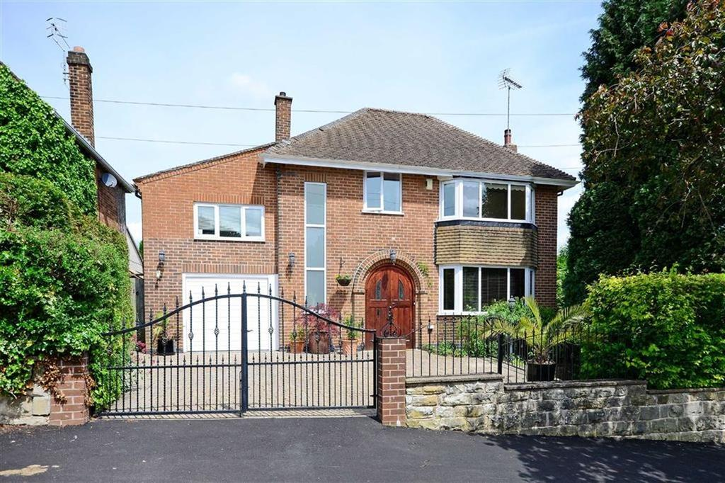 4 Bedrooms Detached House for sale in 216, Dobcroft Road, Ecclesall, Sheffield, S11