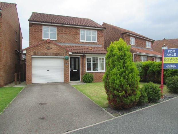 3 Bedrooms Detached House for sale in BLUEBELL WAY, BISHOP CUTHBERT, HARTLEPOOL