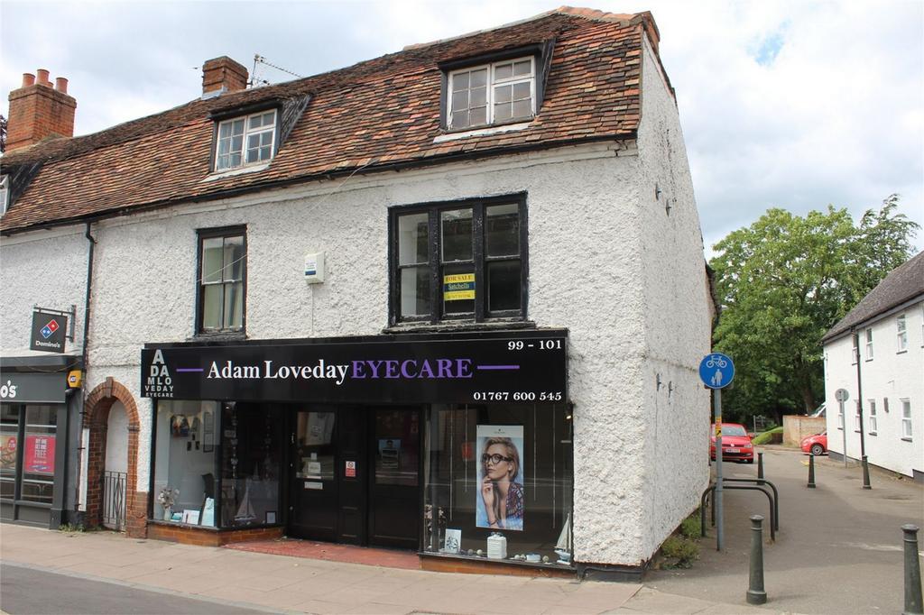 3 Bedrooms Flat for sale in Biggleswade, Bedfordshire