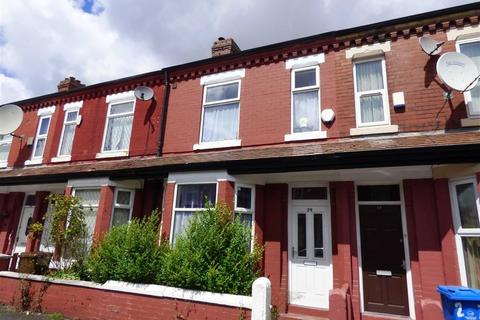 3 bedroom terraced house for sale - Ruskin Avenue, Rusholme, Manchester, M14