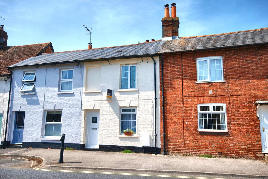 2 Bedrooms Terraced House for sale in The Borough, Downton, Salisbury, Wiltshire, SP5