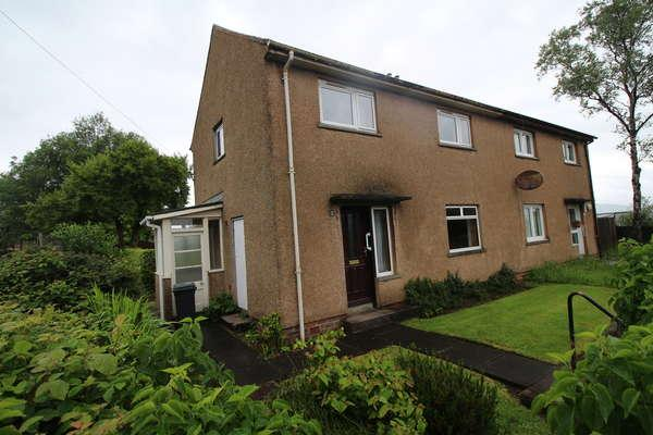 3 Bedrooms Semi-detached Villa House for sale in 18 Golf Road, Gourock, PA19 1DQ