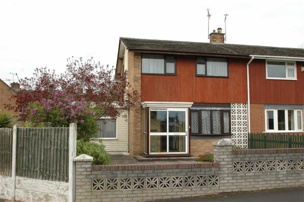 3 Bedrooms Semi Detached House for sale in Tintern Avenue, Plas Newton, Chester