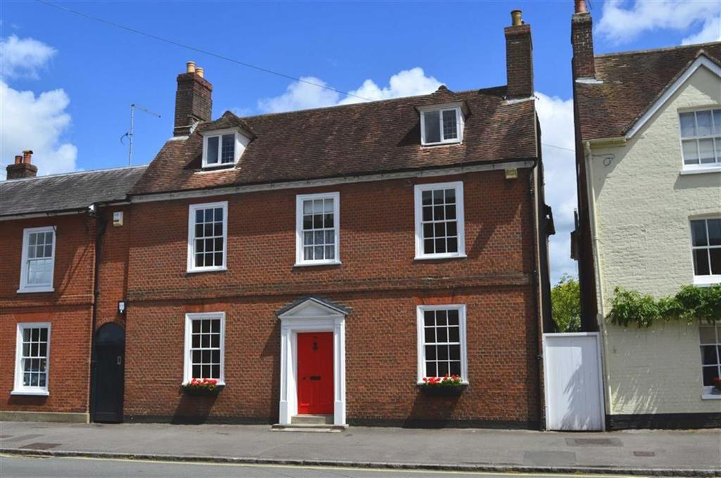 3 Bedrooms Semi Detached House for sale in West Borough, Wimborne, Dorset