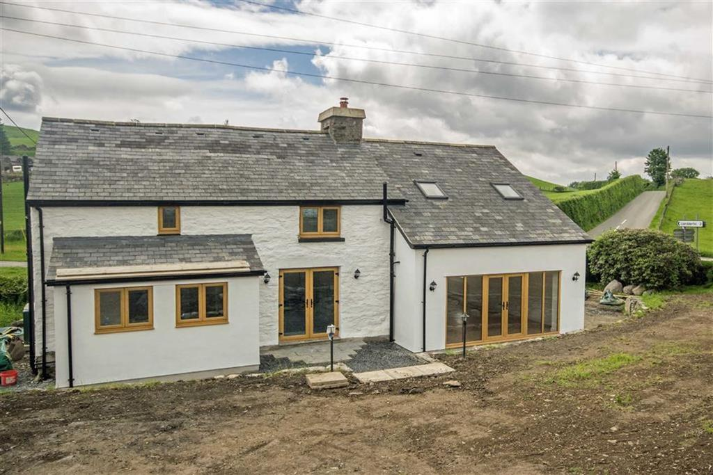 4 Bedrooms Detached House for sale in Bethel, Bala
