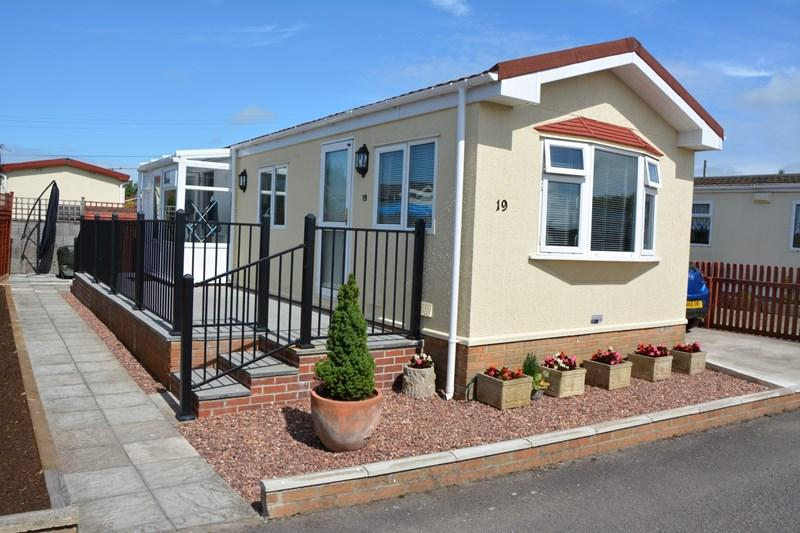 2 Bedrooms Mobile Home for sale in Windmill Close, Edithmead Park, Edithmead