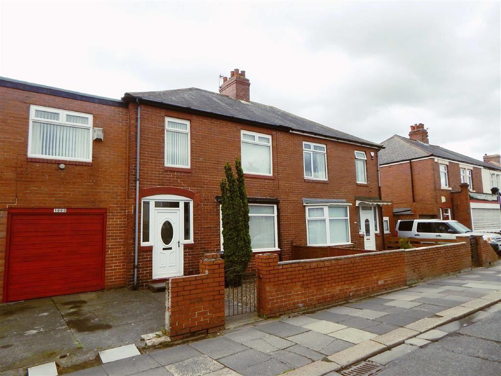 4 Bedrooms Semi Detached House for sale in Shields Road, Walkerville, Newcastle Upon Tyne, NE6