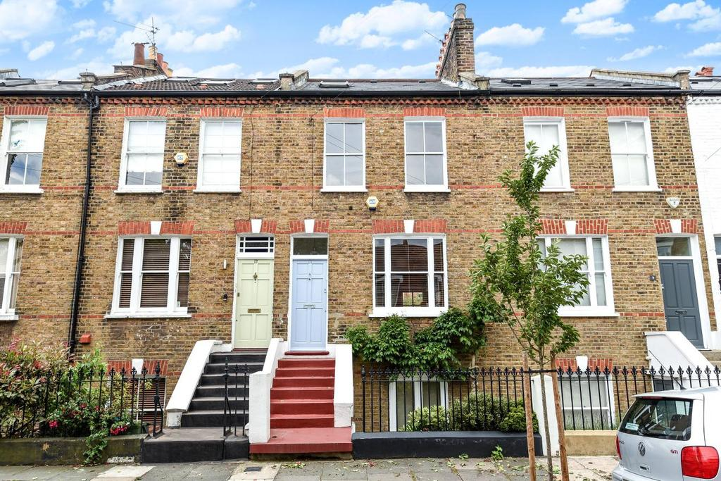 4 Bedrooms Terraced House for sale in Priory Road, Chiswick