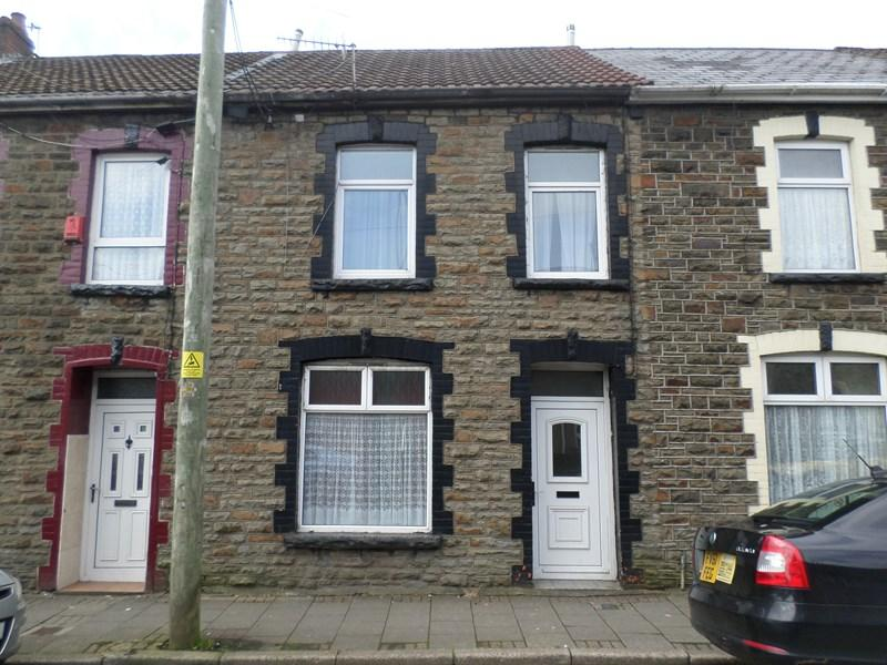 3 Bedrooms Terraced House for sale in Royal Cottages, Maerdy, Ferndale