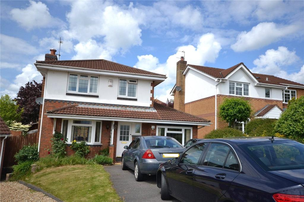 4 Bedrooms Detached House for sale in Clos Nant Y Cor, Pontprennau, Cardiff, CF23