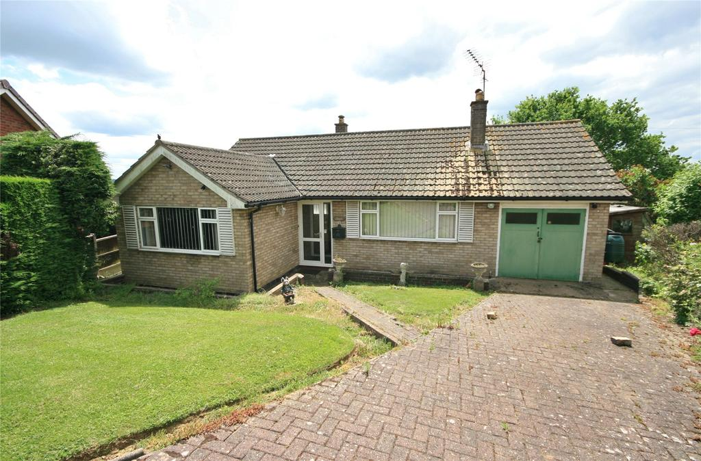 2 Bedrooms Detached Bungalow for sale in The Haverlands, Gonerby Hill Foot, NG31
