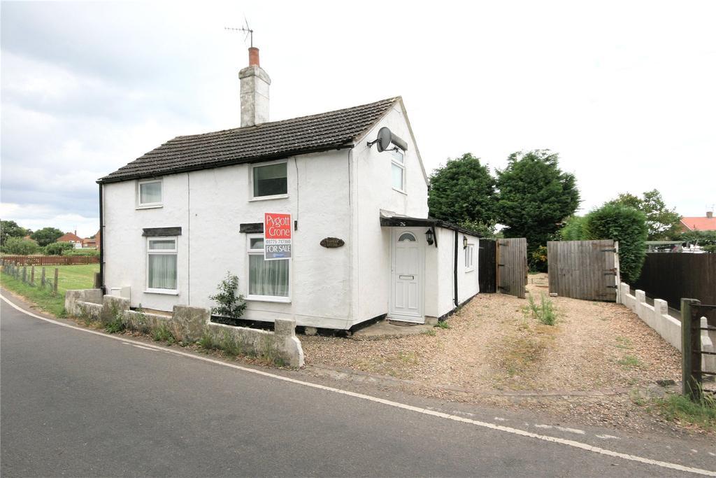 2 Bedrooms Detached House for sale in Daniels Gate, Long Sutton, PE12