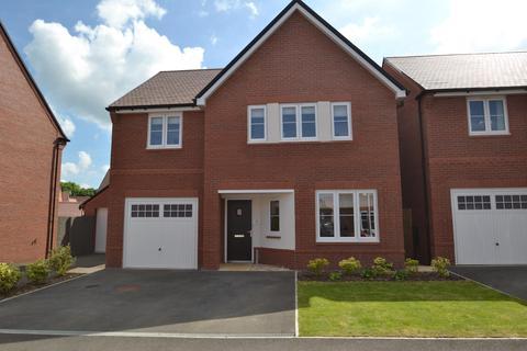 4 bedroom detached house for sale - Hewetson Way, Bideford