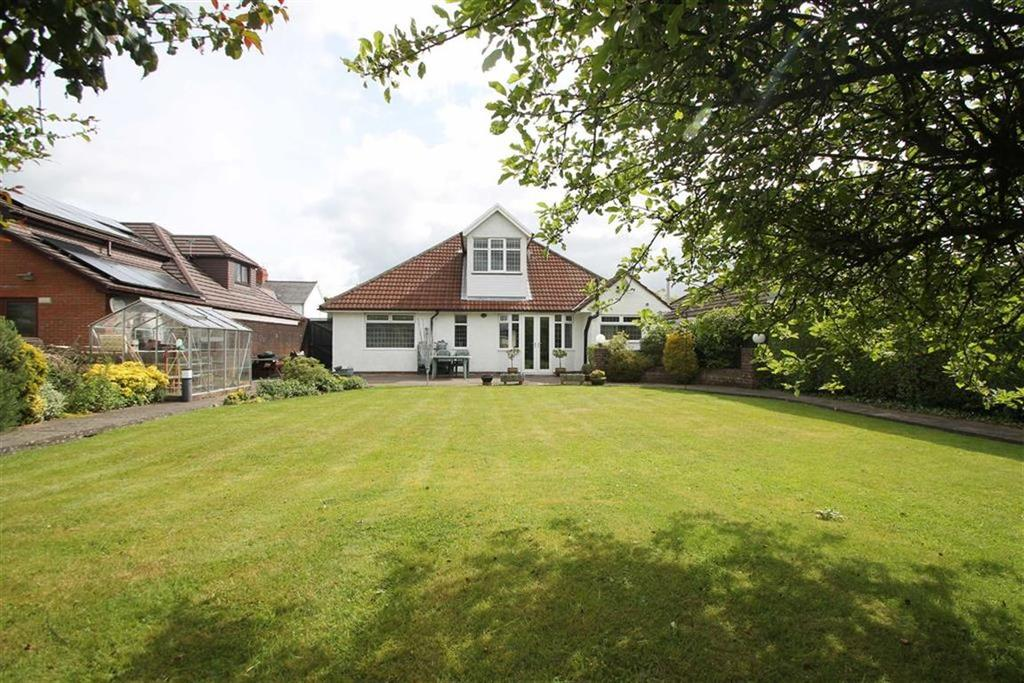 3 Bedrooms Detached Bungalow for sale in Pantbach Road, Cardiff
