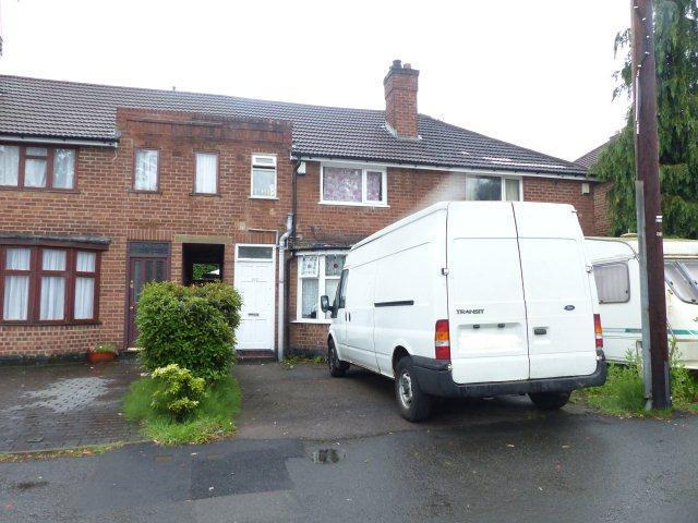 3 Bedrooms Terraced House for sale in Calshot Road,Great Barr,Birmingham