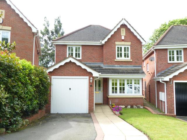 4 Bedrooms Detached House for sale in Longmore Close,Sutton Coldfield,West Midlands
